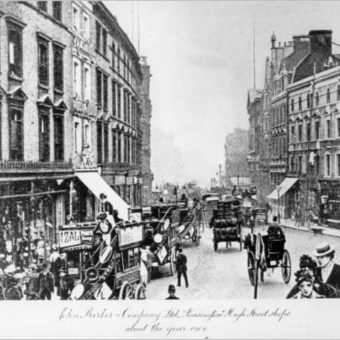 John Barker's Magnificent Department Stores On Kensington High Street
