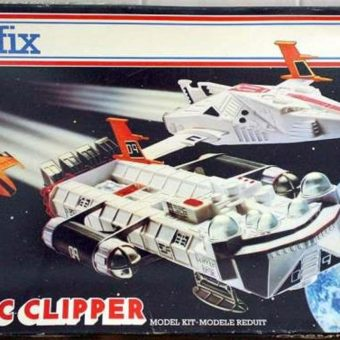 Enact the Story: Gerry Anderson's Starcruiser 1 (1979)
