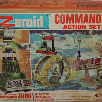 Brought to Earth by Ideal: Remembering the Mighty Zeroids (1968-1970)