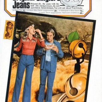 Original Jinglers: The Only Jeans You Can Hear Coming (1970s)