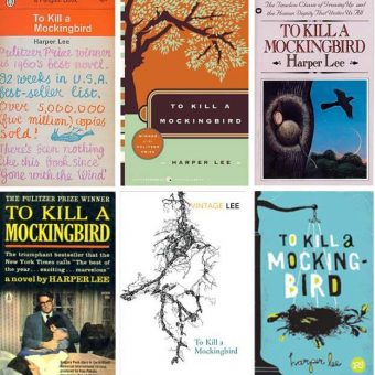 Eleven Classic Covers of Harper Lee's 'To Kill A Mockingbird'