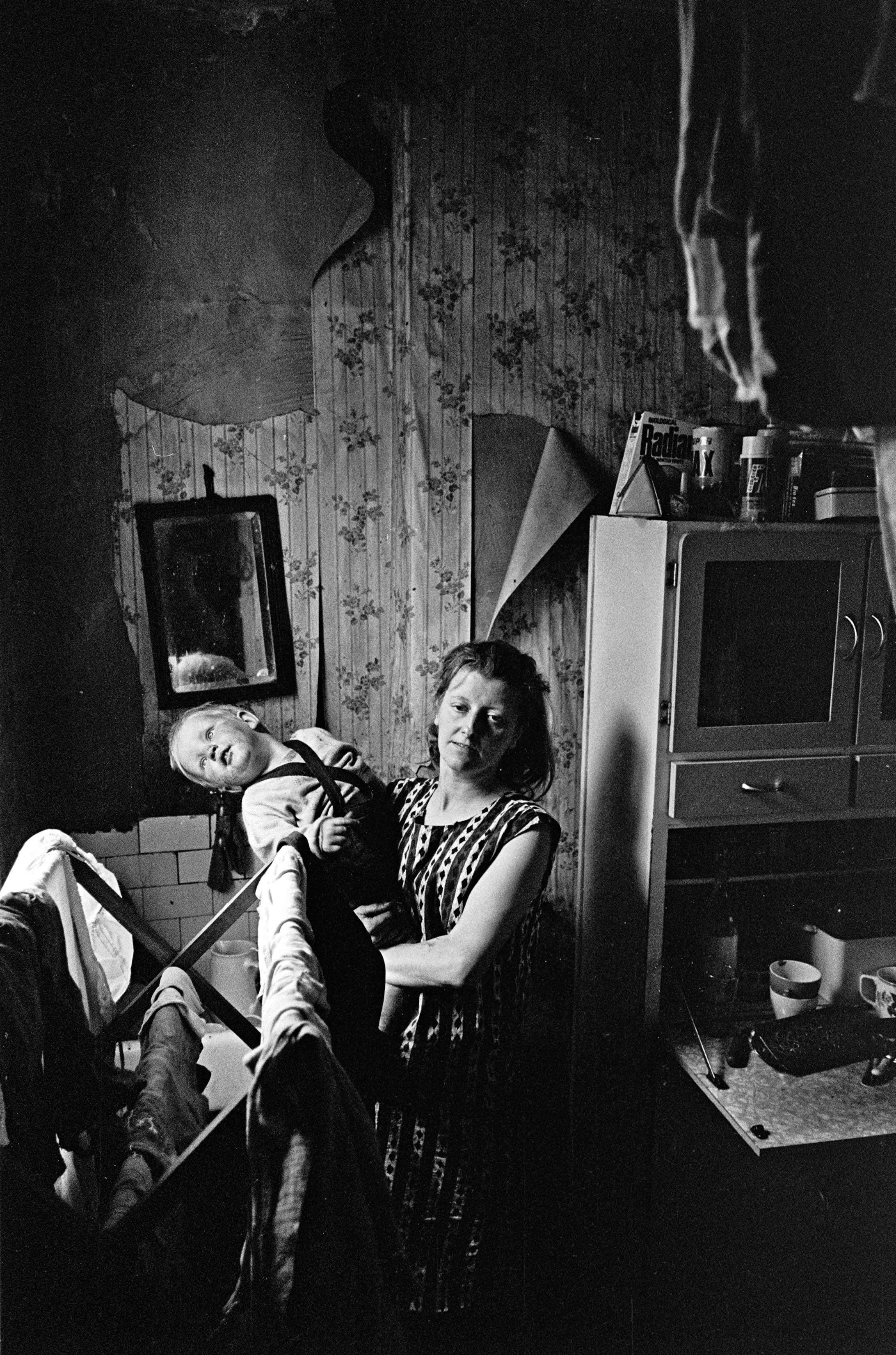 The Interiors Of This Modern Mexican House Open To: Powerful Photos Of Slum Life And Squalor In Liverpool 1969