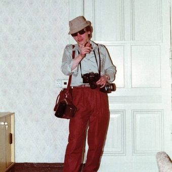 Absurd Fashions From A 1980s Stasi Disguise Seminar