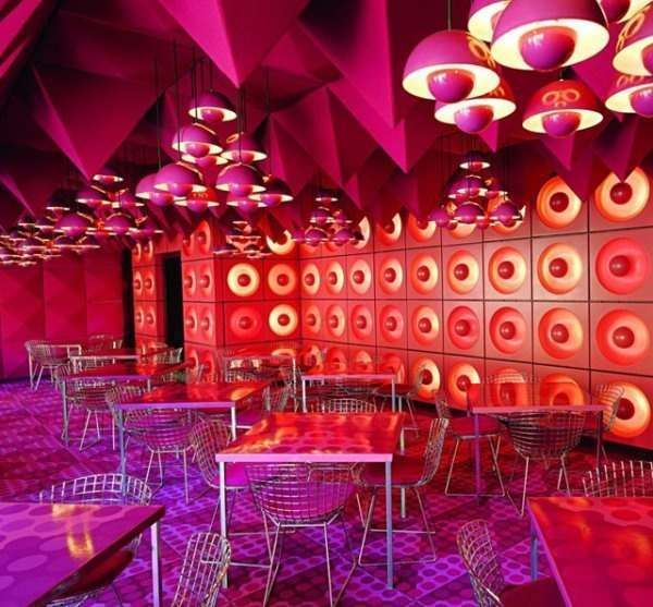 The Trippy Varna Restaurant In 197 Rhus Denmark By Verner