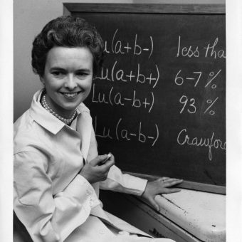Vintage Portraits of Inspirational Women Scientists
