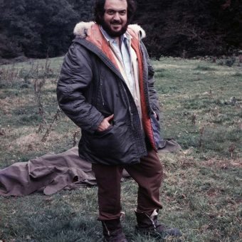 Just a Daughter and her Father: Photographs of Vivian Kubrick's life with Stanley