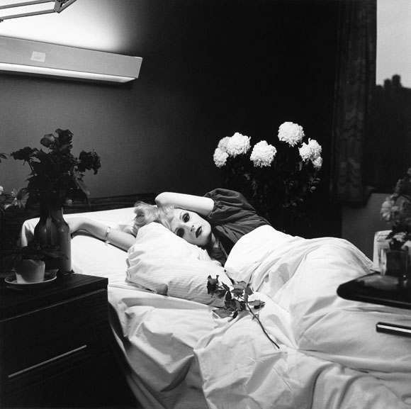 Candy Darling on her deathbed, 1974, Peter Hujar