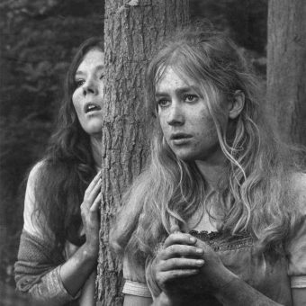 Judi Dench, Helen Mirren and Diana Rigg Play Shakespeare's Nymphs In 1968