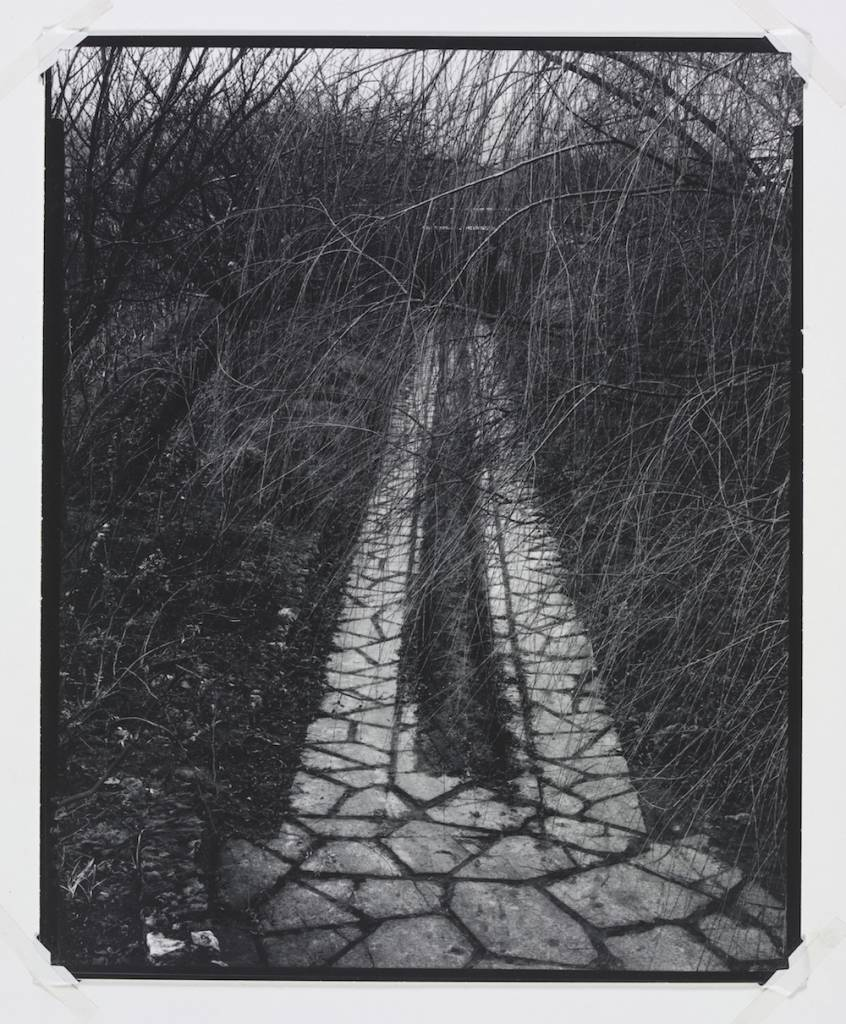 Photograph 20thC; Strand Paul, Driveway, Orgeval, 1957 1957