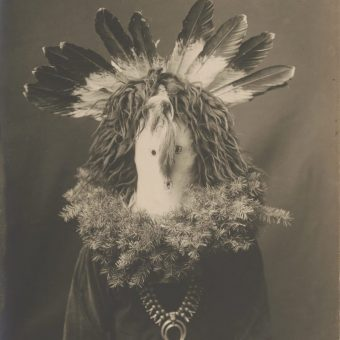 Fantastic Photographs Of Native Americans In Ceremonial Masks (1905-1915)