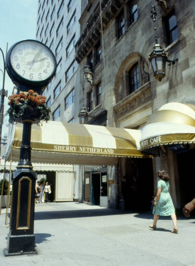 Fifth Avenue New York City 1970s