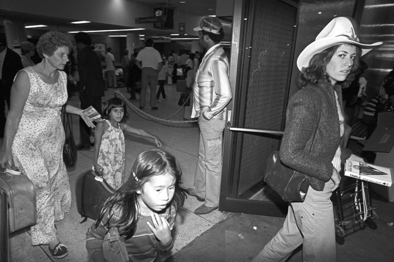 Los Angeles Airport 1980s, LAX
