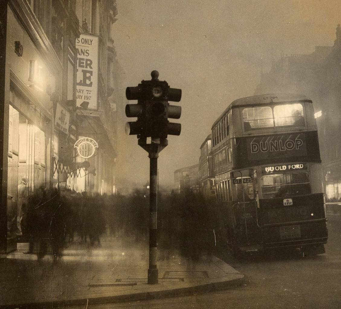 oxford st 1935