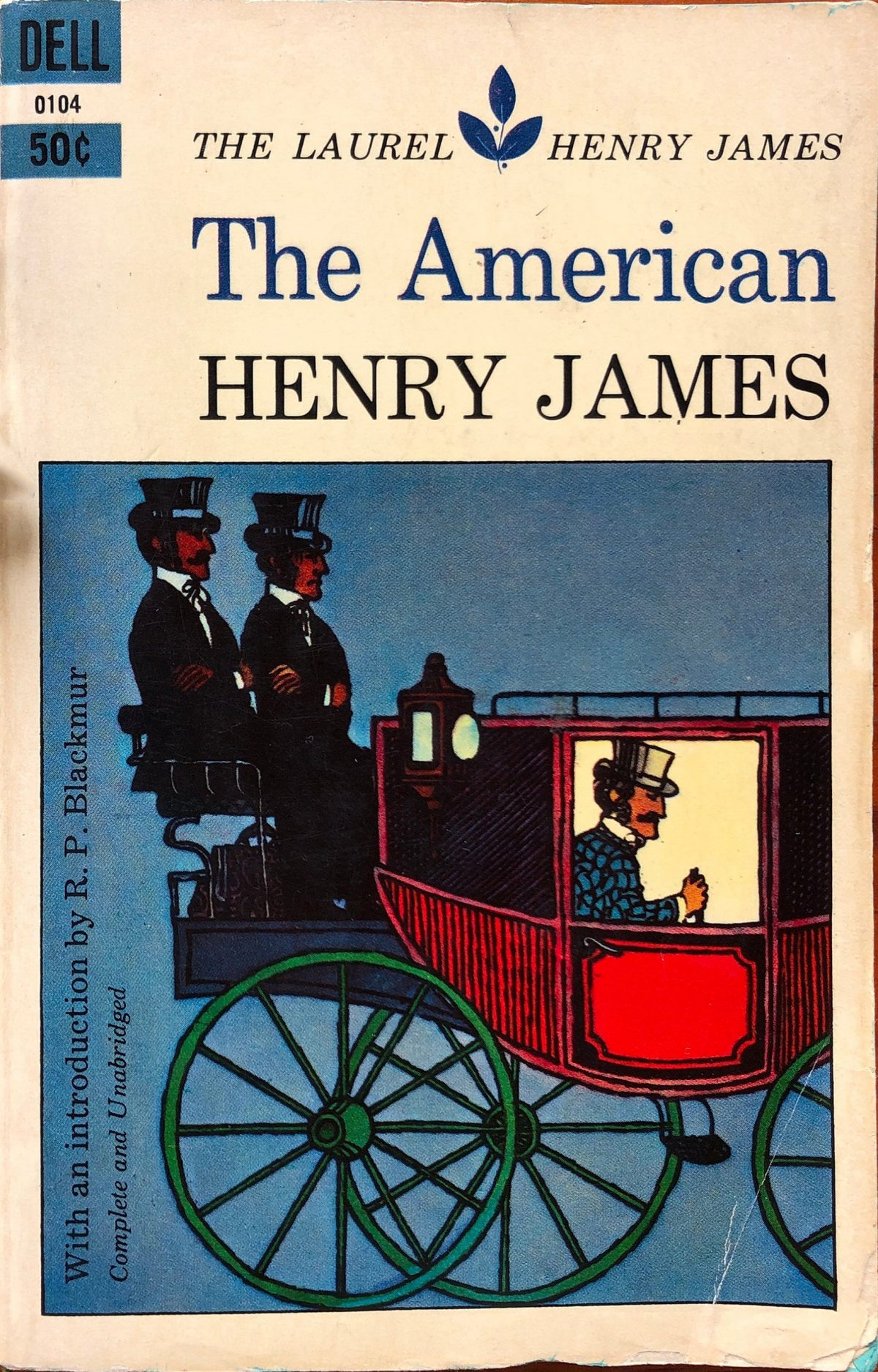 The American by Henry James Hemingway reading list