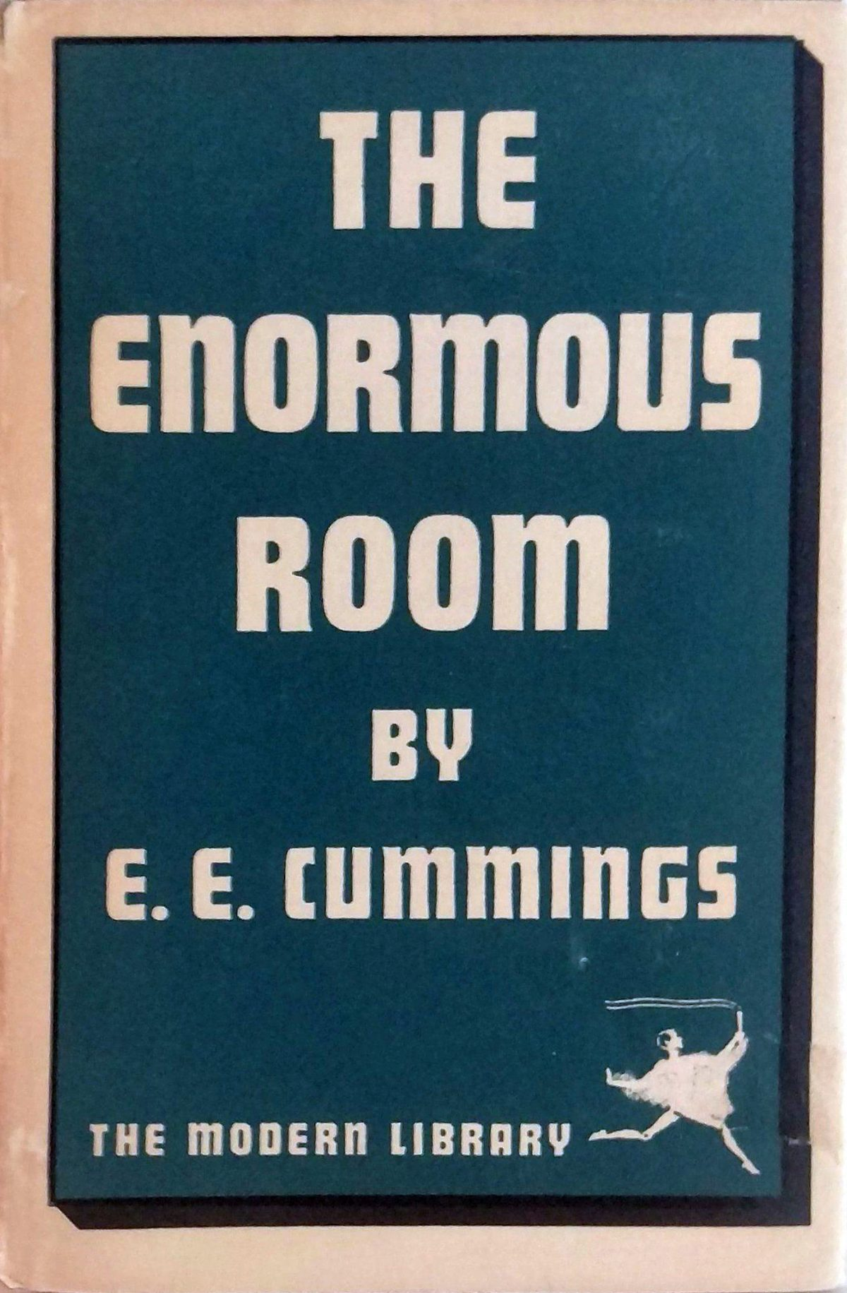 The Enormous Room by E.E. Cummings Hemingway