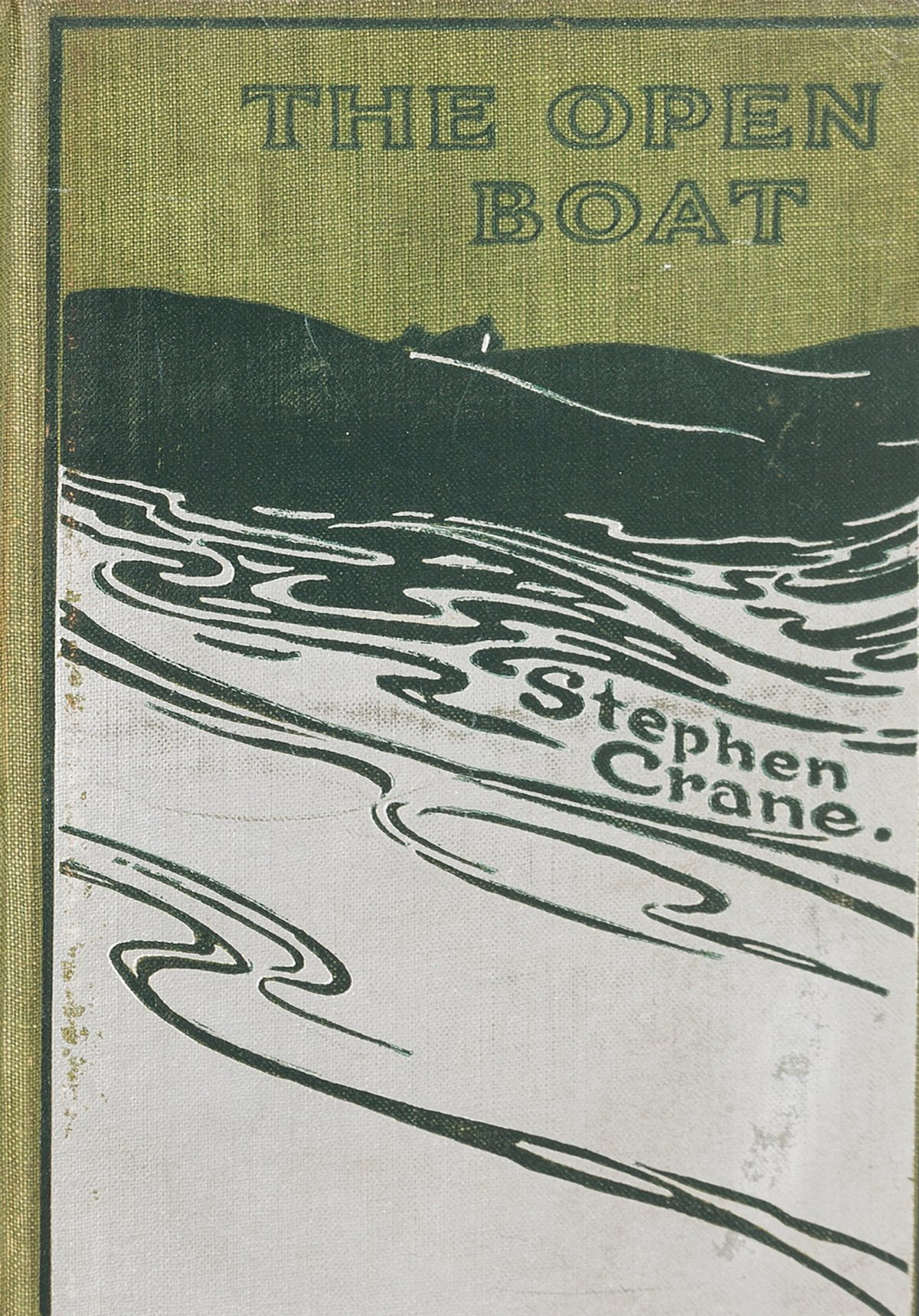 The Open Boat Stephen Crane Hemingway