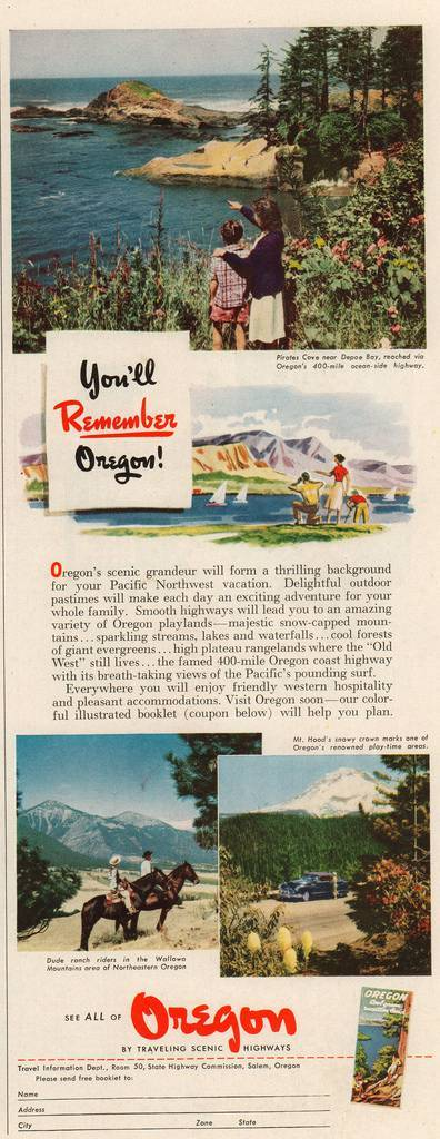Travel Ads 1950 11