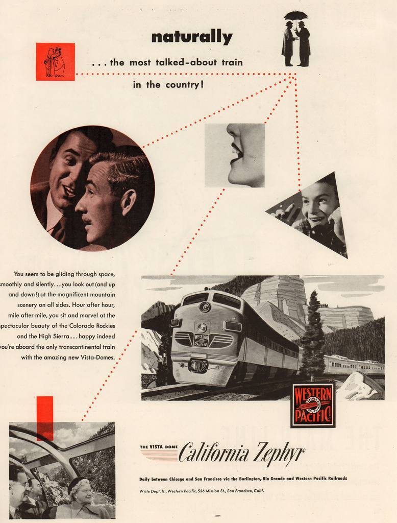 Travel Ads 1950 13