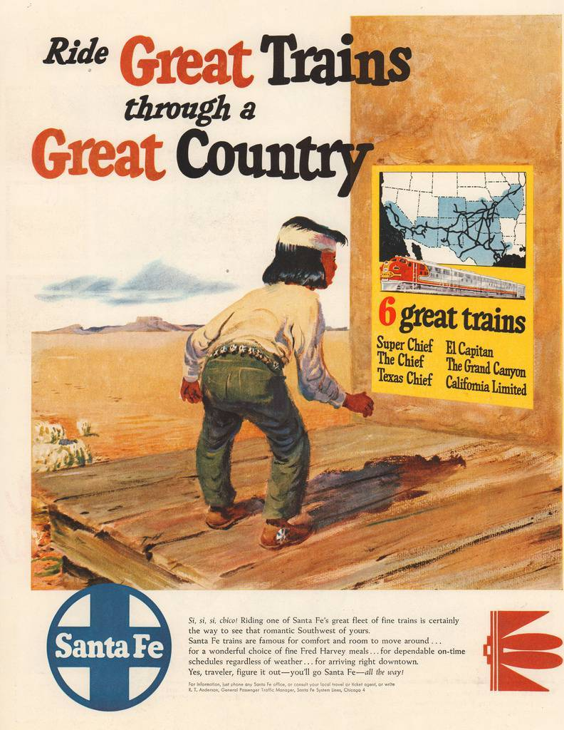 Travel Ads 1950 16