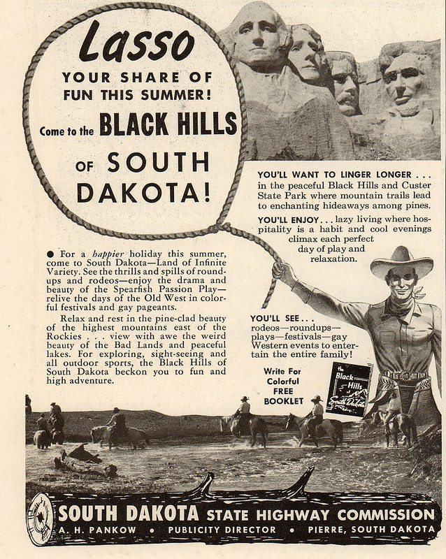 Travel Ads 1950 6