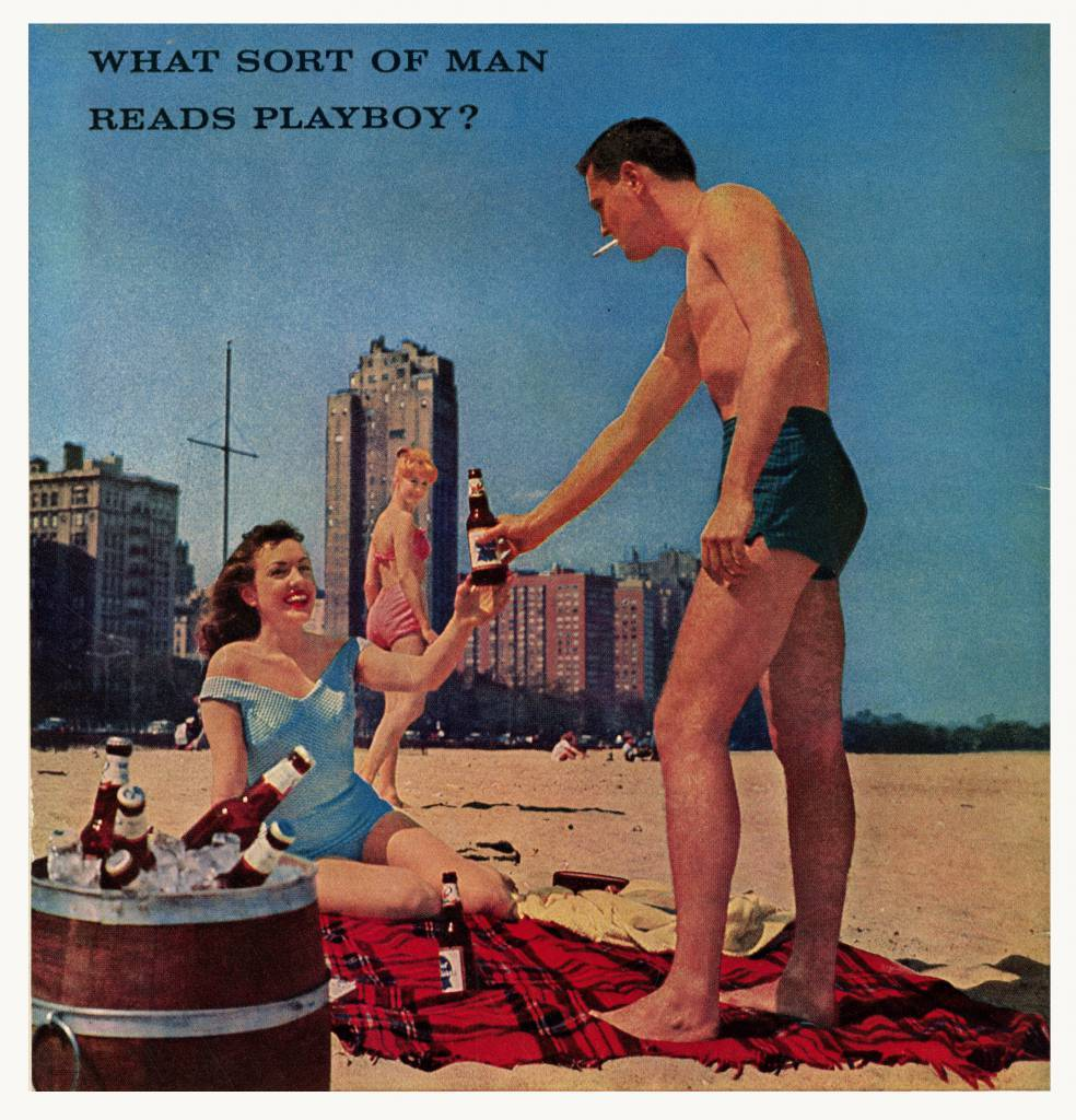 What Sort of Man Reads Playboy? 1958 10