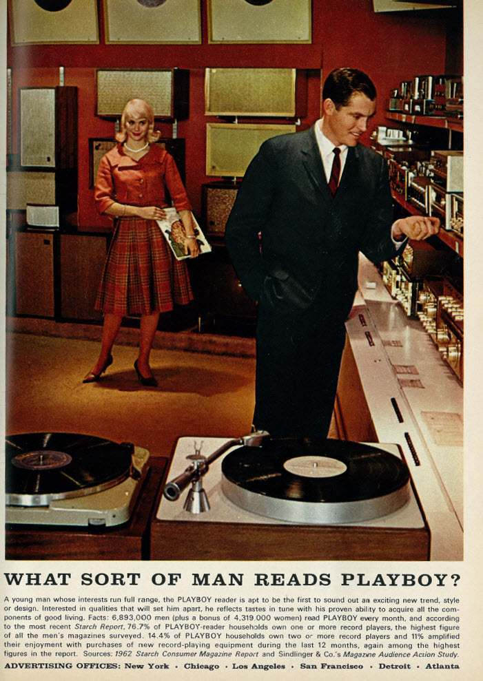 What Sort of Man Reads Playboy? 1962 2