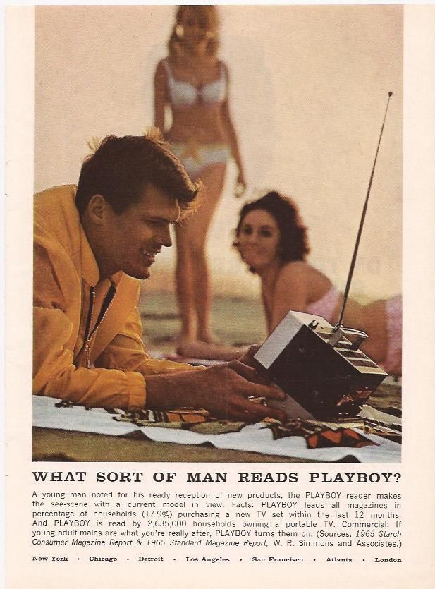 What Sort of Man Reads Playboy