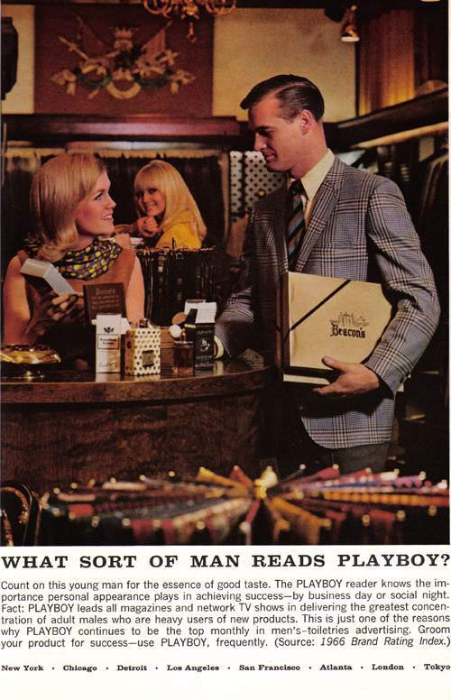 What Sort of Man Reads Playboy? 1967 9