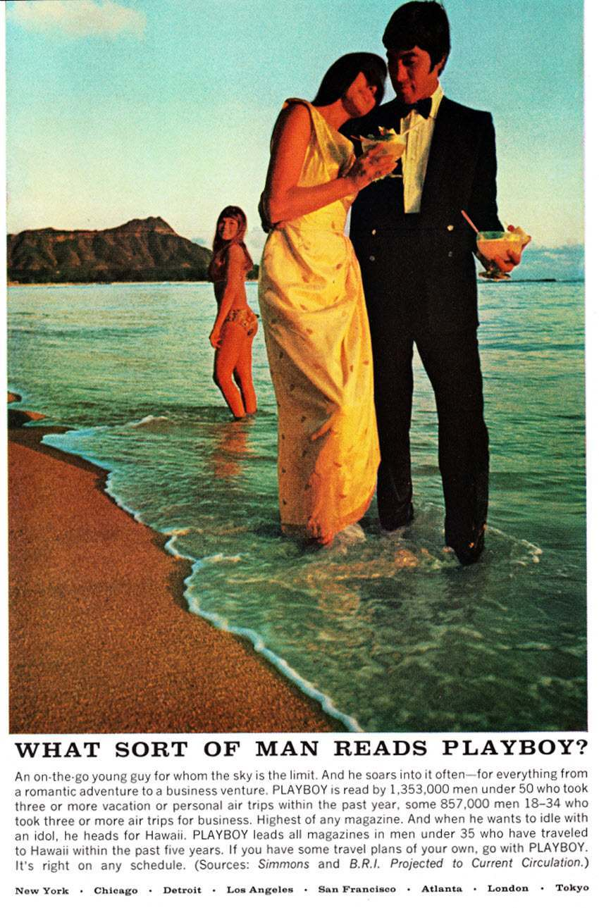 What Sort of Man Reads Playboy? 1969 5