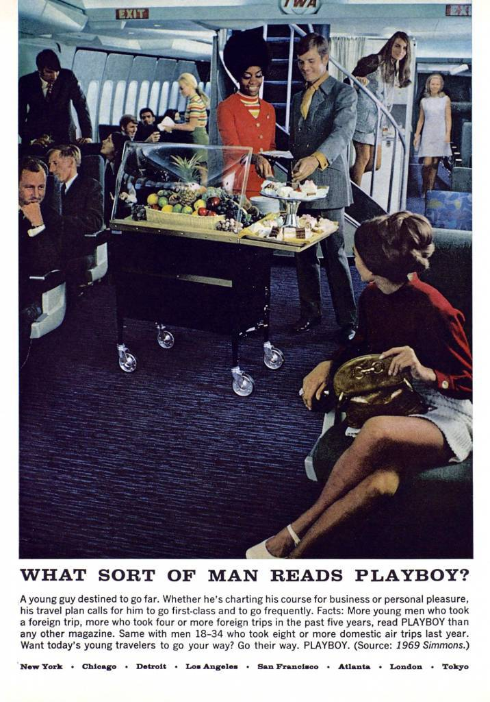 What Sort of Man Reads Playboy? 1970 12