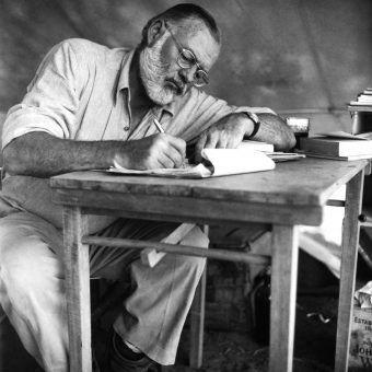 An Isolation Reading List From Ernest Hemingway