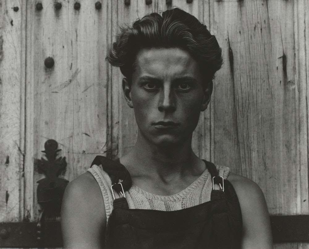 Young_Boy_Gondeville_Charente_France_1951__Paul_Strand_Archive_Aperture_Foundation