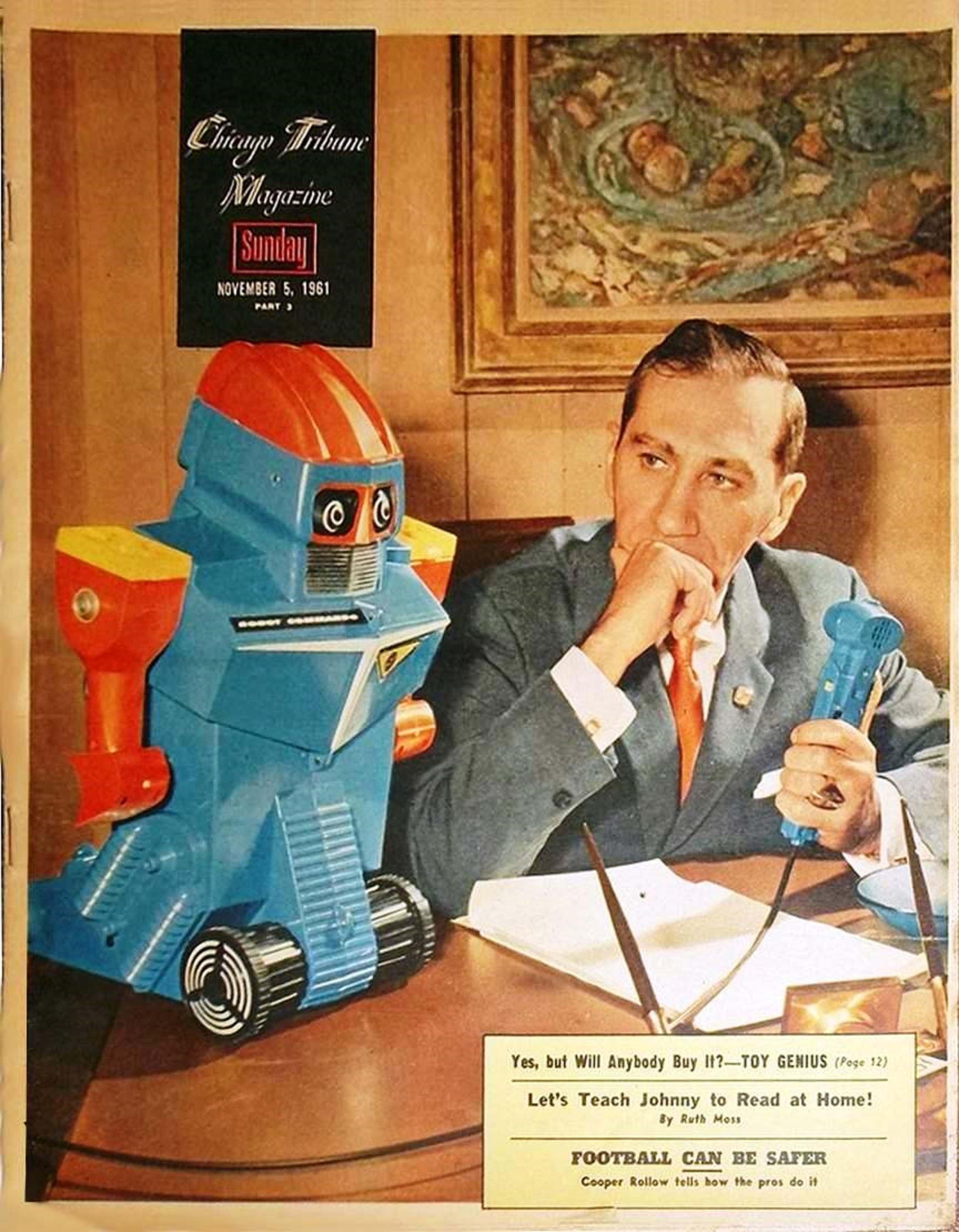 They\'re Ideal: Three Amazing Toys of the 1960s Designed by Marvin ...