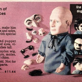 Use Your Imagination to Create Nightmares: Hugo, Kenner's Man of a Thousand Faces