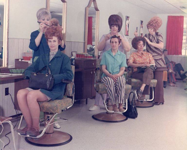 Hair Was Big And Bigger In The 1960s - Flashbak