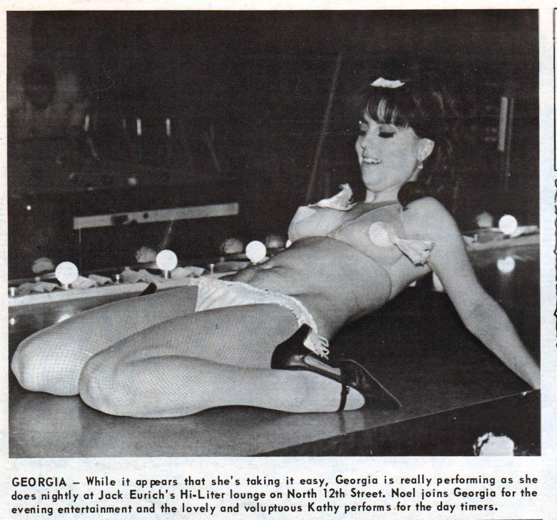 1960s stripper gogo dancer sex