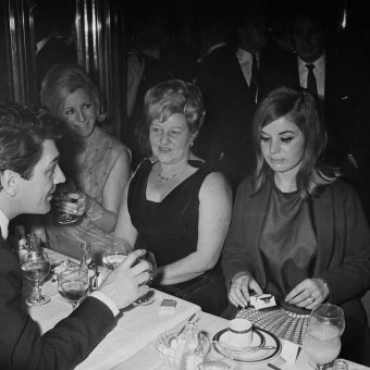 An Evening at El Morocco with the Kray Twins and Barbara Windsor
