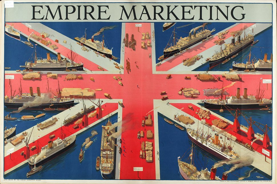 Empire Marketing Board poster