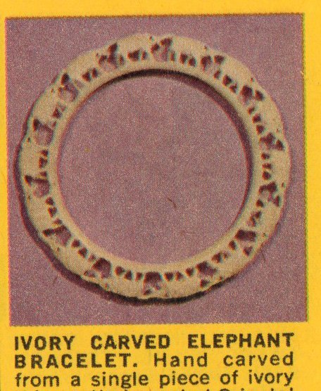 Ivory ring