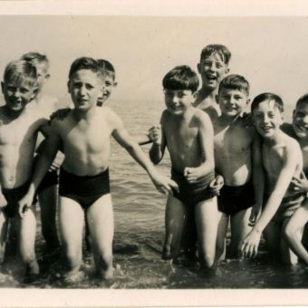 Magical History Tour: Snaps of John Lennon on an Isle of Man School Trip, 1951