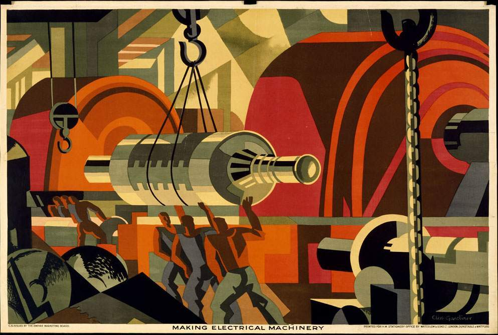 Making Electrical Machinery Clive Gardiner c.1930