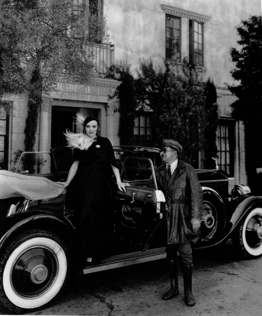 Marlene and Sternberg's Car