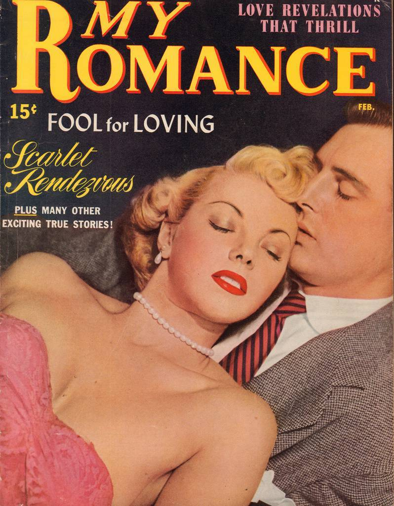 My Romance (Feb 1951) magazine