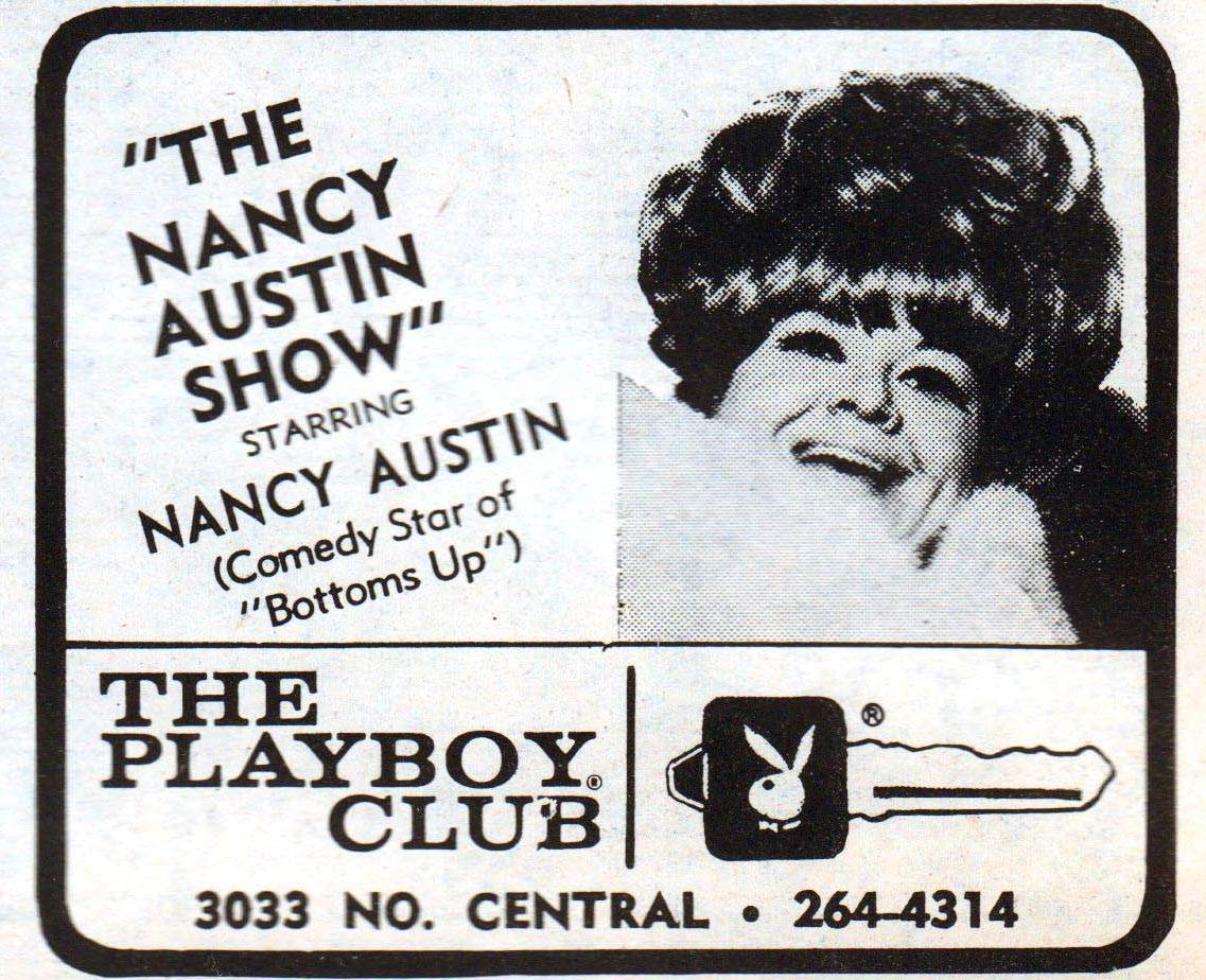 Nancy Austin Playboy club arizona