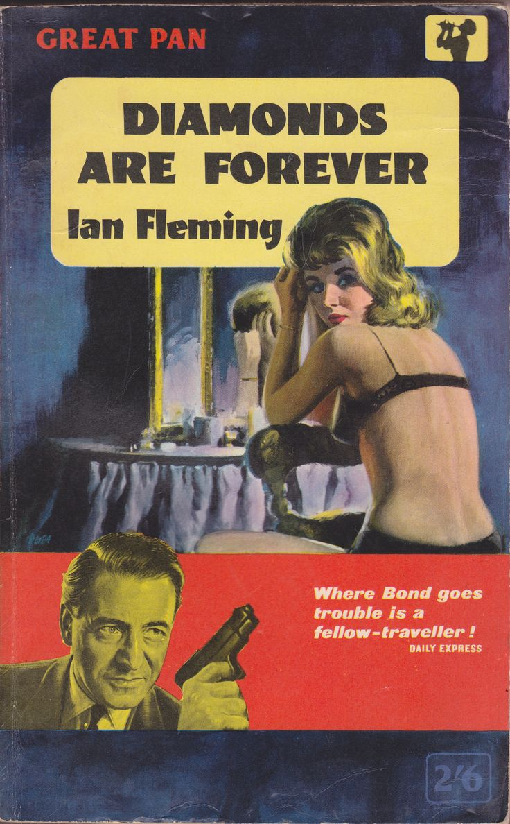 Pan Edition of Diamonds Are Forever.