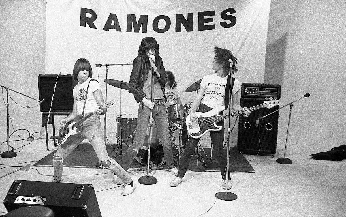 Ramones First Video 1976 Danny Fields copy