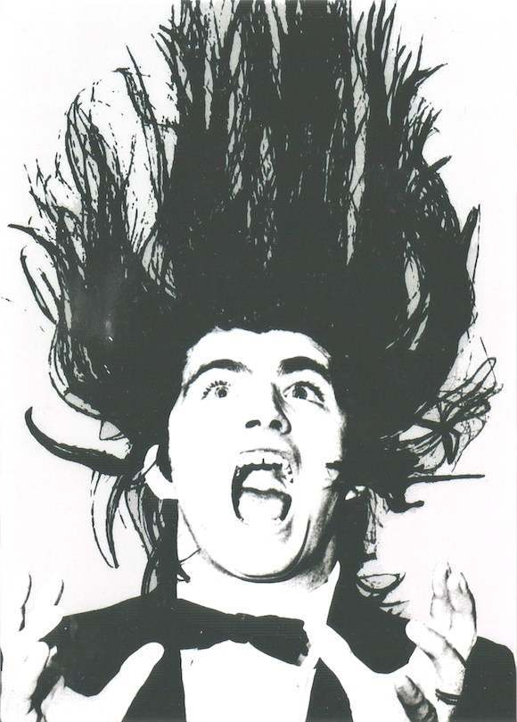 1964 promotional shot of Screaming Lord Sutch