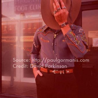 Westernwear, Badlands And London Street Style In The Early To Mid 1970s