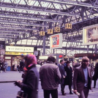London Waterloo Station in Pictures