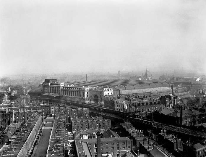 Waterloo Station 1925